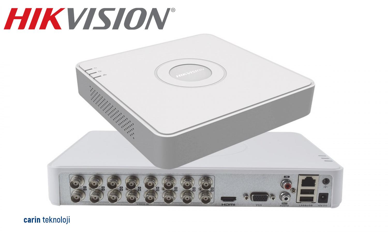 Hikvision Ds-7116HGHI-K1 16 Kanal Dvr